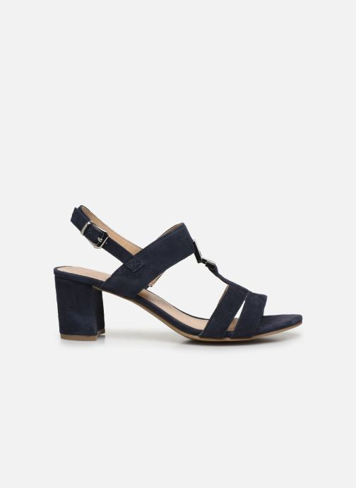 Sandali e scarpe aperte Caprice Nuccia Azzurro immagine posteriore