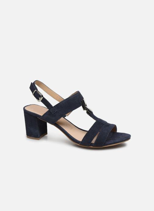 Sandales et nu-pieds Caprice Nuccia Bleu vue détail/paire