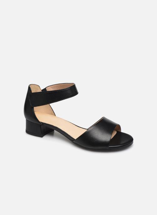Sandales et nu-pieds Caprice Nara Noir vue détail/paire