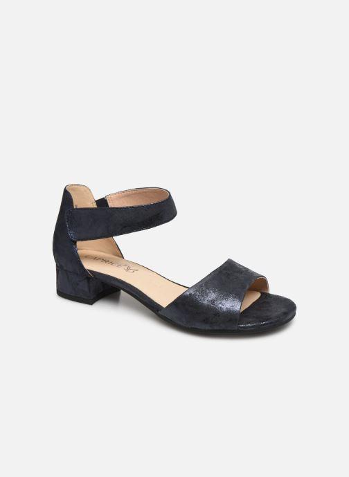 Sandales et nu-pieds Caprice Nara Bleu vue détail/paire