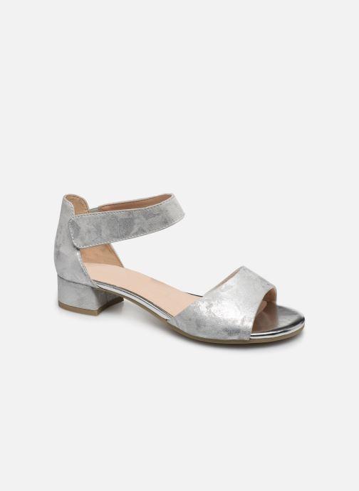 Sandales et nu-pieds Caprice Nara Argent vue détail/paire