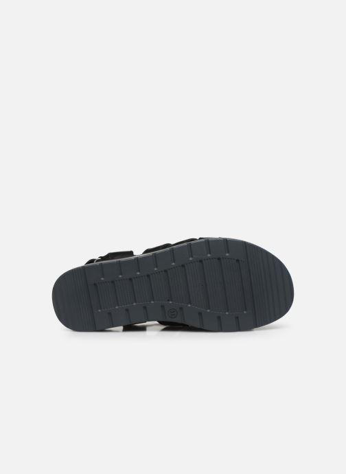Sandali e scarpe aperte Caprice Nerice Nero immagine dall'alto