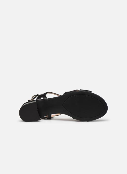 Sandali e scarpe aperte Caprice Nat Nero immagine dall'alto