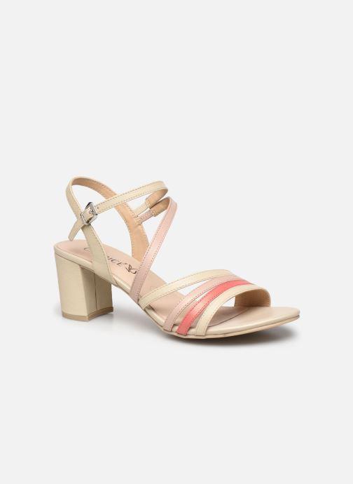 Sandales et nu-pieds Caprice Nima Beige vue détail/paire