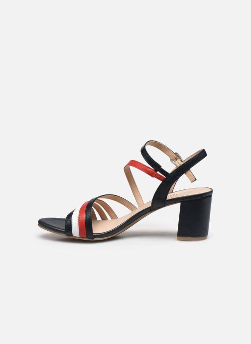 Sandali e scarpe aperte Caprice Nima Multicolore immagine frontale