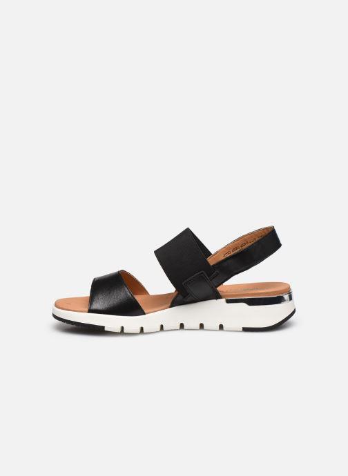 Sandali e scarpe aperte Caprice Nova Nero immagine frontale
