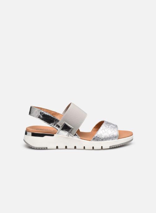 Sandali e scarpe aperte Caprice Nova Argento immagine posteriore