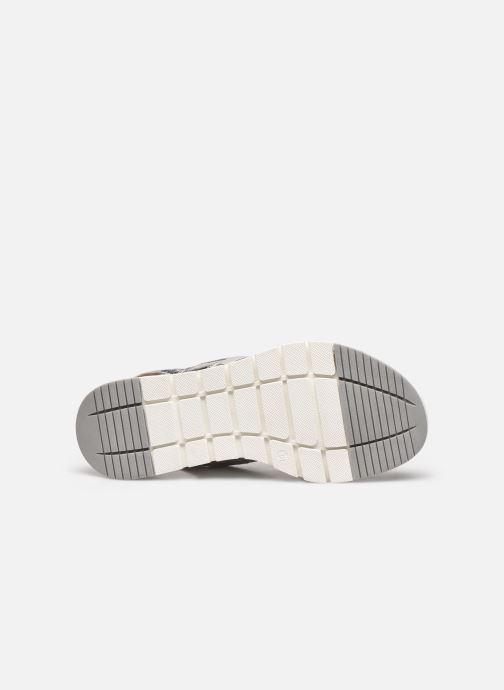 Sandali e scarpe aperte Caprice Nova Argento immagine dall'alto