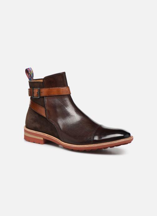Bottines et boots Melvin & Hamilton Eddy 9 Marron vue détail/paire