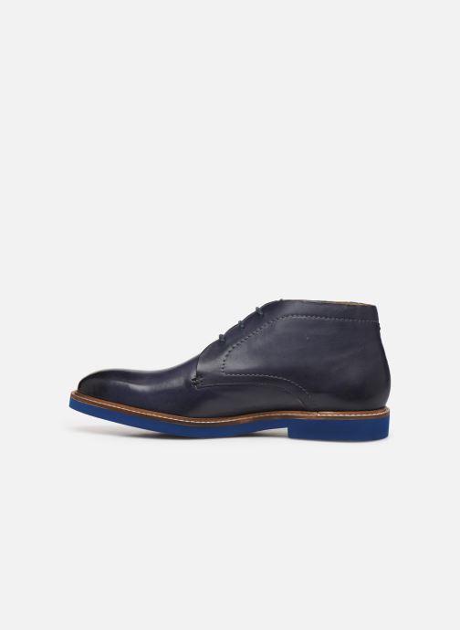 Bottines et boots Melvin & Hamilton Felix 1 Bleu vue face