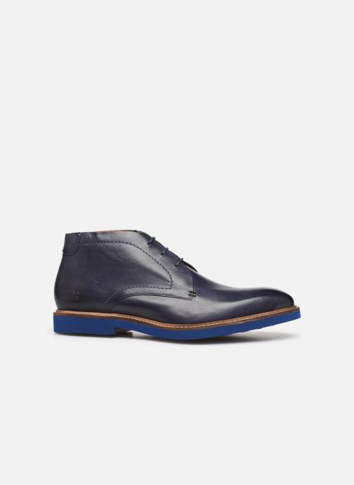Ankle boots Melvin & Hamilton Felix 1 Blue back view