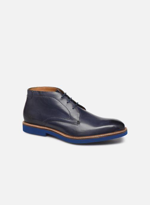 Ankle boots Melvin & Hamilton Felix 1 Blue detailed view/ Pair view