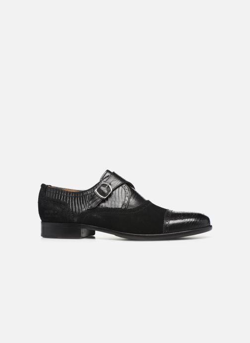 Zapato con hebilla Melvin & Hamilton Henry 11 Negro vistra trasera
