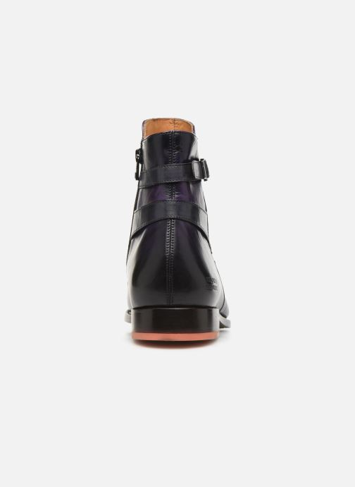 Bottines et boots Melvin & Hamilton Kylian 3 Violet vue droite