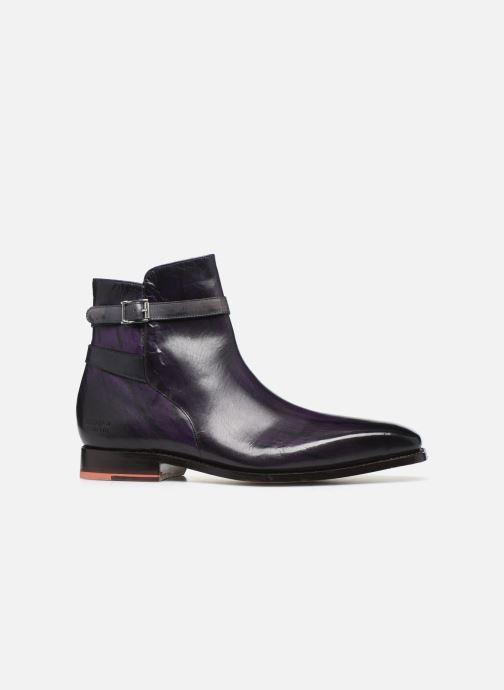 Bottines et boots Melvin & Hamilton Kylian 3 Violet vue derrière
