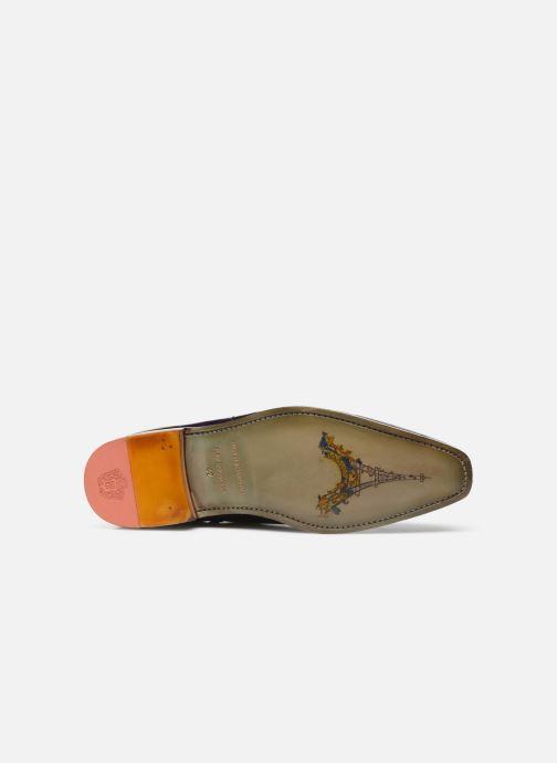 Bottines et boots Melvin & Hamilton Kylian 3 Violet vue haut