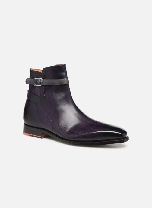 Bottines et boots Melvin & Hamilton Kylian 3 Violet vue détail/paire