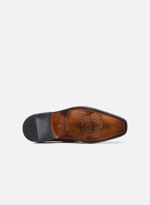 Zapato con hebilla Melvin & Hamilton Marvin 8 Marrón vista de arriba