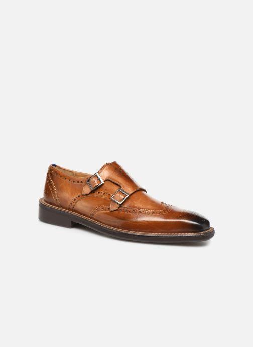 Zapato con hebilla Melvin & Hamilton Marvin 8 Marrón vista de detalle / par