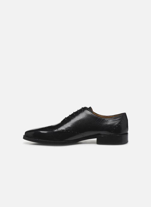 Chaussures à lacets Melvin & Hamilton Nicolas 1 Noir vue face