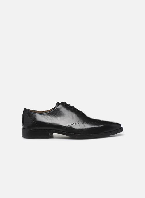 Chaussures à lacets Melvin & Hamilton Nicolas 1 Noir vue derrière