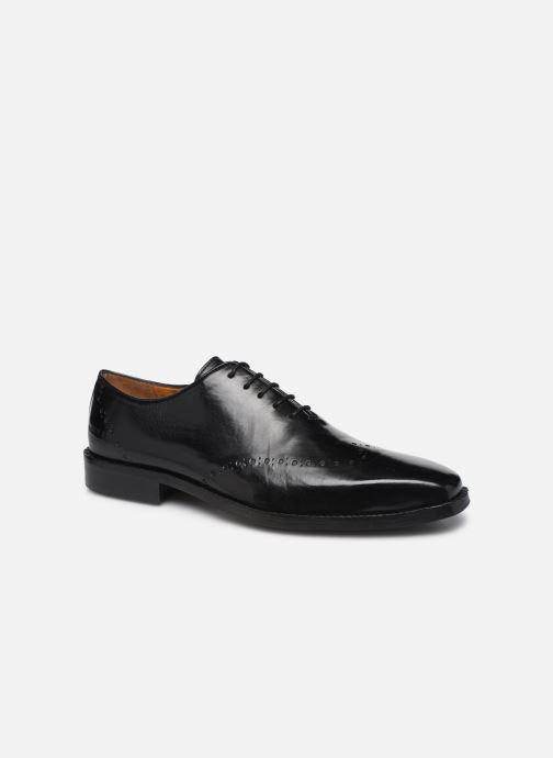 Chaussures à lacets Melvin & Hamilton Nicolas 1 Noir vue détail/paire