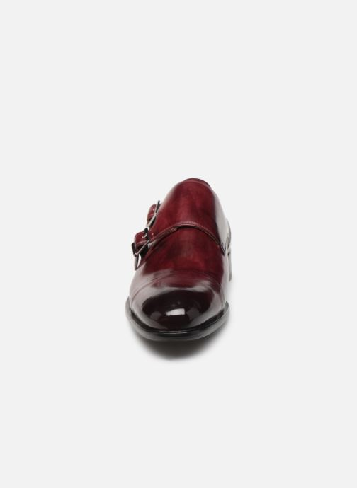 Loafers Melvin & Hamilton Patrick 2 Burgundy model view