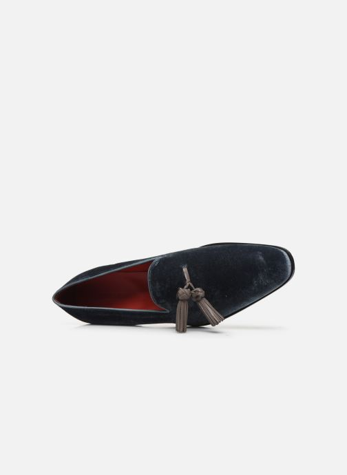 Loafers Melvin & Hamilton Prince 8 Grey view from the left