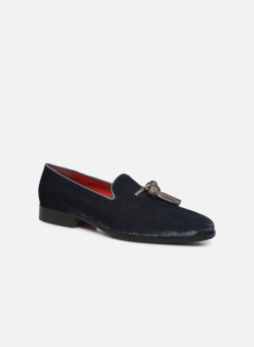 Loafers Melvin & Hamilton Prince 8 Grey detailed view/ Pair view