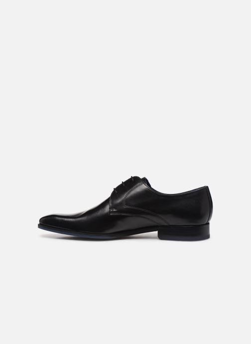 Lace-up shoes Melvin & Hamilton Rico 1 Black front view