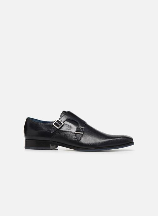 Zapato con hebilla Melvin & Hamilton Rico 3 Azul vistra trasera