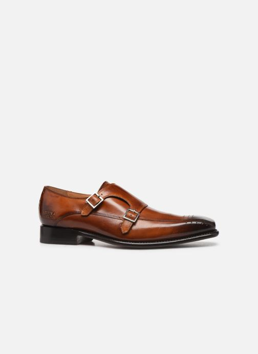 Loafers Melvin & Hamilton Stanley 4 Brown back view