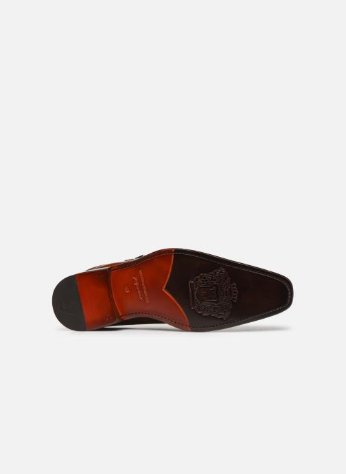 Loafers Melvin & Hamilton Stanley 4 Brown view from above