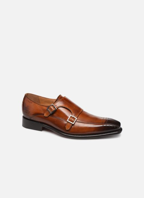 Loafers Melvin & Hamilton Stanley 4 Brown detailed view/ Pair view