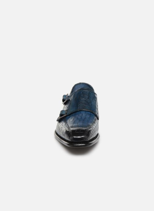 Loafers Melvin & Hamilton Stanley 4 Blue model view