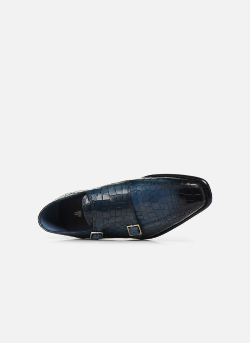 Loafers Melvin & Hamilton Stanley 4 Blue view from the left