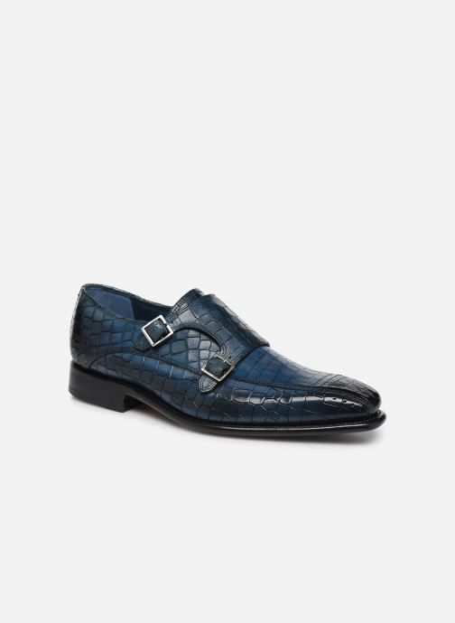 Loafers Melvin & Hamilton Stanley 4 Blue detailed view/ Pair view