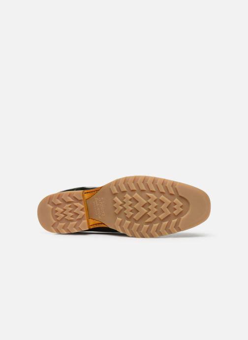 Chaussures à lacets Melvin & Hamilton Taylor 2 Bleu vue haut