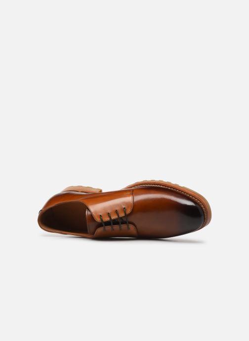 Chaussures à lacets Melvin & Hamilton Taylor 2 Marron vue gauche
