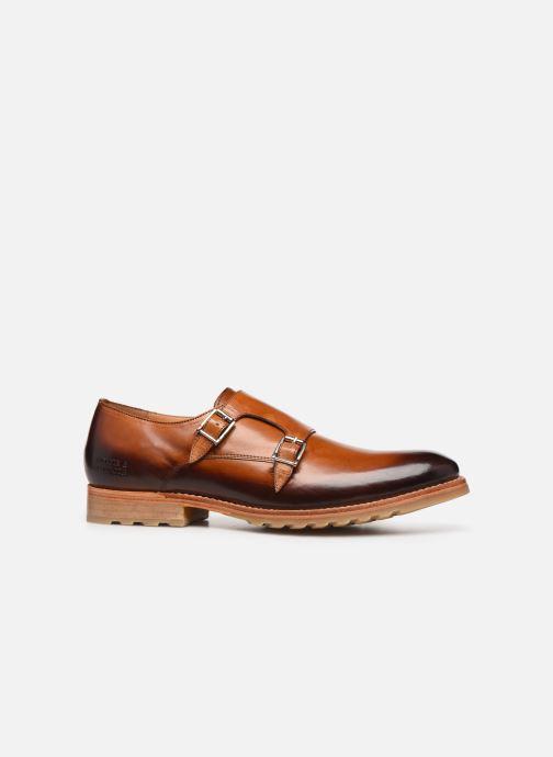 Schuhe mit Schnallen Melvin & Hamilton Taylor 3 braun ansicht von hinten