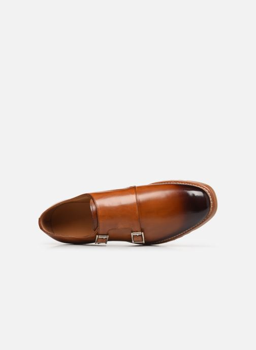 Loafers Melvin & Hamilton Taylor 3 Brown view from the left