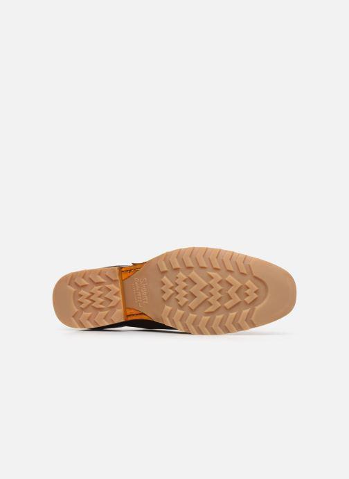 Schuhe mit Schnallen Melvin & Hamilton Taylor 3 braun ansicht von oben