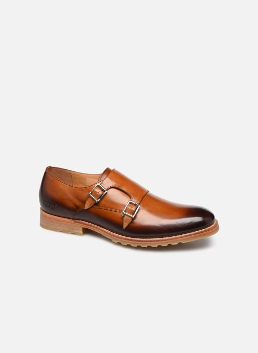 Loafers Melvin & Hamilton Taylor 3 Brown detailed view/ Pair view