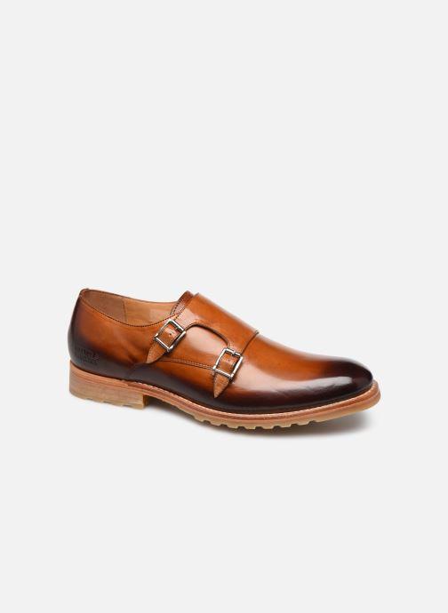 Schuhe mit Schnallen Melvin & Hamilton Taylor 3 braun detaillierte ansicht/modell