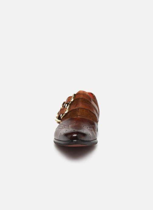 Chaussure à boucle Melvin & Hamilton Toni 28 Marron vue portées chaussures