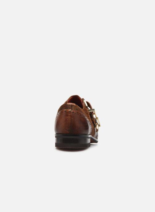 Chaussure à boucle Melvin & Hamilton Toni 28 Marron vue droite