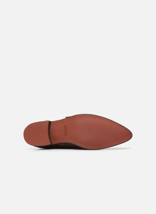 Loafers Melvin & Hamilton Toni 28 Brown view from above