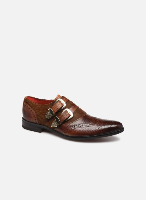 Loafers Melvin & Hamilton Toni 28 Brown detailed view/ Pair view