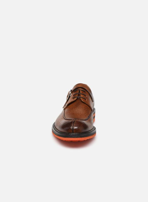 Lace-up shoes Melvin & Hamilton Trevor 13 Brown model view