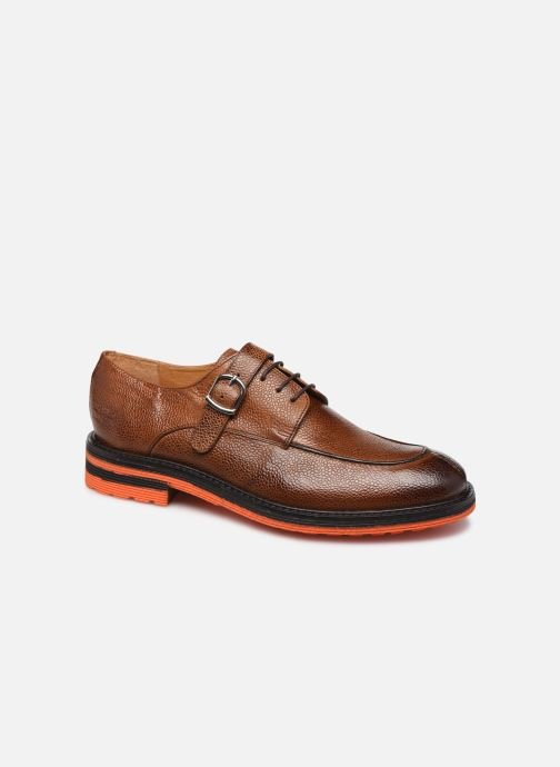Lace-up shoes Melvin & Hamilton Trevor 13 Brown detailed view/ Pair view